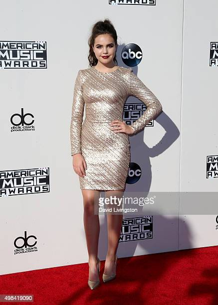 Actress Bailee Madison arrives at the 2015 American Music Awards at Microsoft Theater on November 22 2015 in Los Angeles California