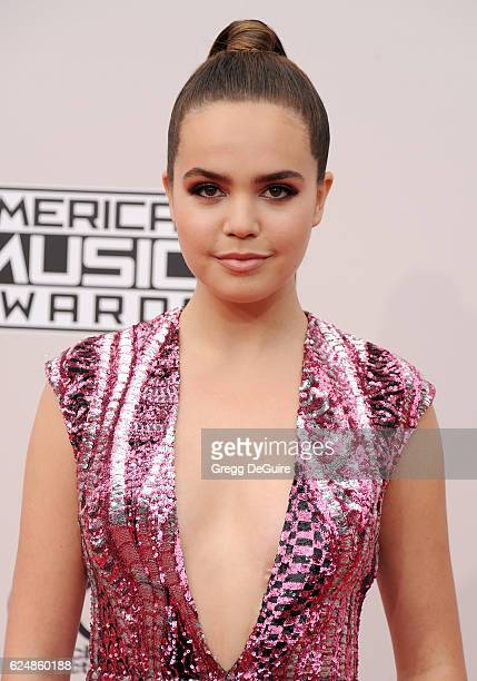 Actress Bailee Madison arrives at the 2016 American Music Awards at Microsoft Theater on November 20 2016 in Los Angeles California