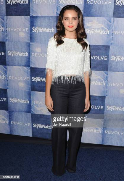 Actress Bailee Madison arrives at the People StyleWatch 4th Annual Denim Awards Issue at The Line on September 18, 2014 in Los Angeles, California.
