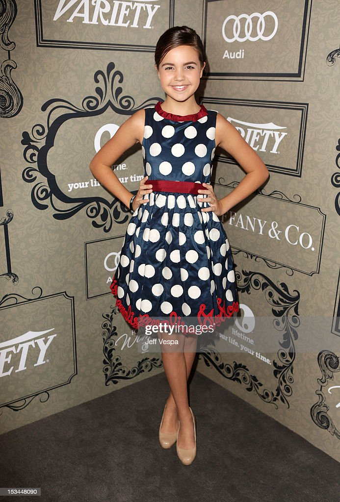 Actress Bailee Madison arrives at Variety's 4th Annual ...