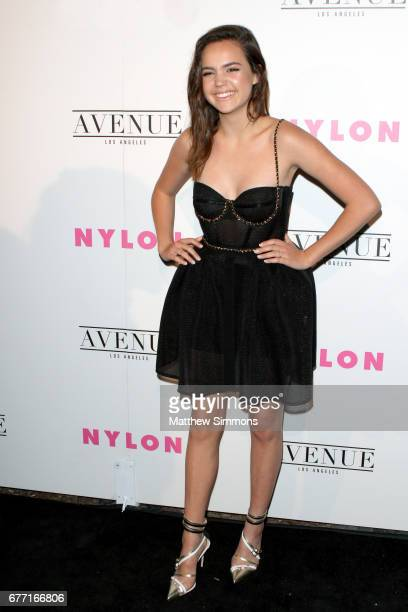 Actress Bailee Madison attends NYLON's Annual Young Hollywood May Issue Event at Avenue on May 2 2017 in Los Angeles California