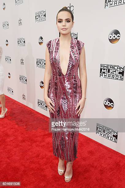 Actress Bailee Madison attends the 2016 American Music Awards at Microsoft Theater on November 20 2016 in Los Angeles California