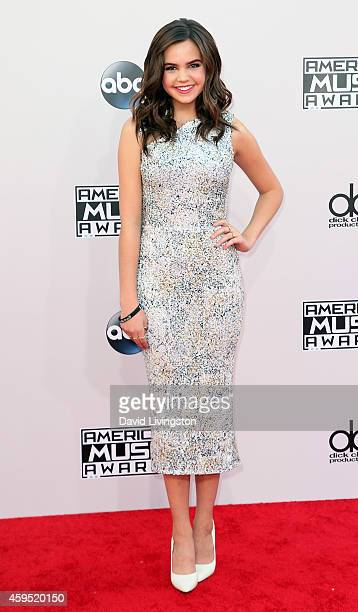 Actress Bailee Madison attends the 42nd Annual American Music Awards at the Nokia Theatre LA Live on November 23 2014 in Los Angeles California