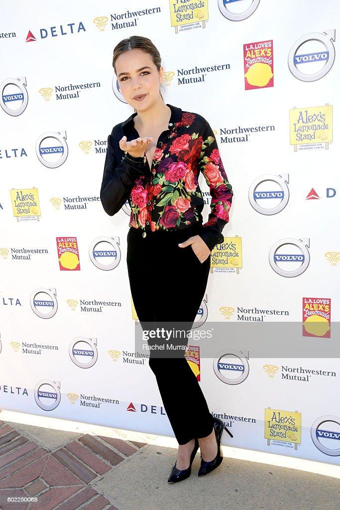 7th Annual L.A. Loves Alex's Lemonade : News Photo