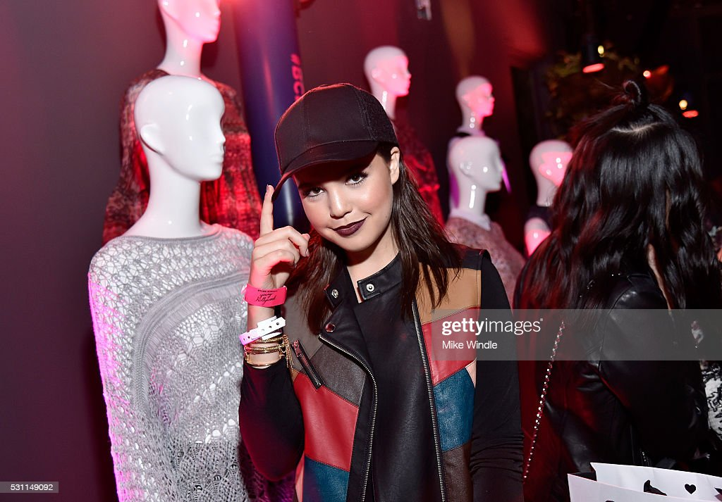 Actress Bailee Madison attends the NYLON Young Hollywood Party Presented by BCBGeneration at HYDE Sunset: Kitchen + Cocktails on May 12, 2016 in West Hollywood, California.