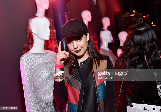 Actress Bailee Madison attends the NYLON Young Hollywood Party Presented by BCBGeneration at HYDE Sunset Kitchen Cocktails on May 12 2016 in West...