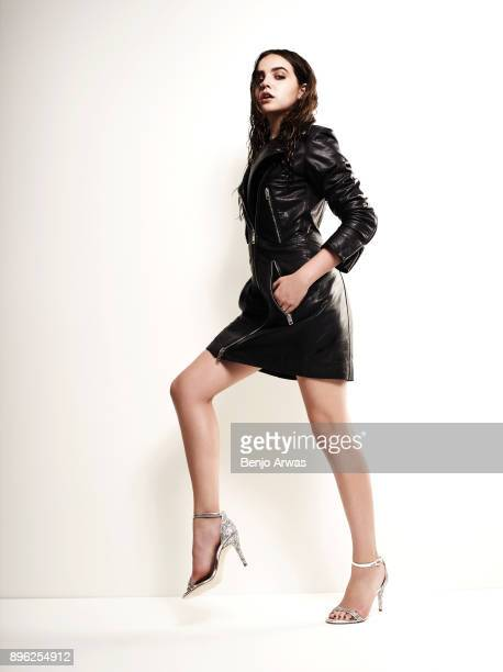 Actress Bailee Madison is photographed for Self Assignment on November 1 2015 in Los Angeles California