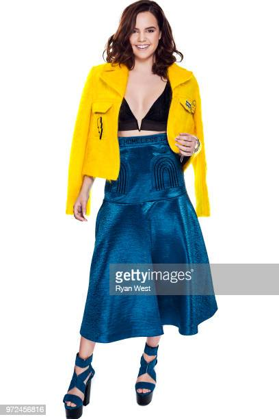 Actress Bailee Madison is photographed for Seventeen Mexico on March 18 2017 in Los Angeles California PUBLISHED IMAGE