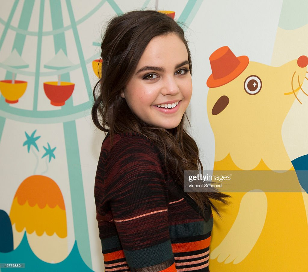 Photos et images de Lollipop Theater Network And Bailee Madison Host ...