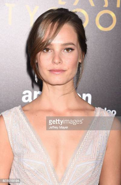 Actress Bailey Noble arrives at the Premiere Of Amazon Studios' 'The Last Tycoon' at the Harmony Gold Preview House and Theater on July 27 2017 in...