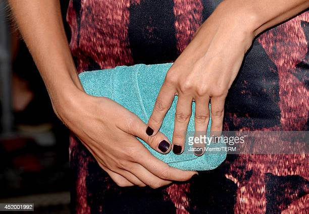 Actress Bailey Noble attends premiere of Columbia Pictures' Sex Tape at Regency Village Theatre on July 10 2014 in Westwood California