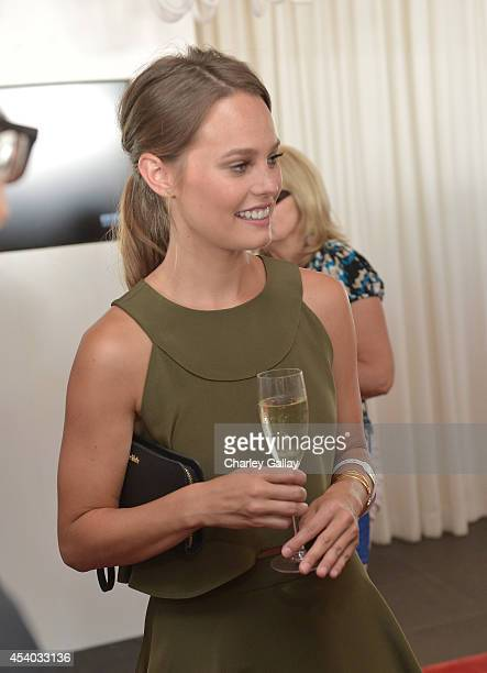 Actress Bailey Noble attends the 2014 BAFTA Los Angeles TV Tea presented by BBC America And Jaguar at SLS Hotel on August 23 2014 in Beverly Hills...