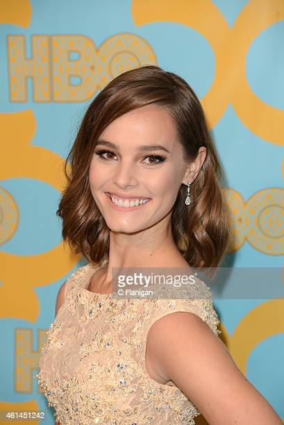 Actress Baily Noble attends HBO's Official Golden Globe Awards After Party at The Beverly Hilton Hotel on January 11 2015 in Beverly Hills California