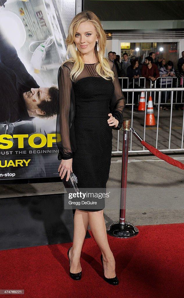 """""""Non-Stop"""" - Los Angeles Premiere - Arrivals"""