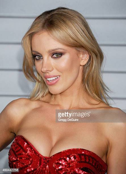 Actress Bar Paly arrives at the MAXIM Hot 100 celebration event at Pacific Design Center on June 10 2014 in West Hollywood California