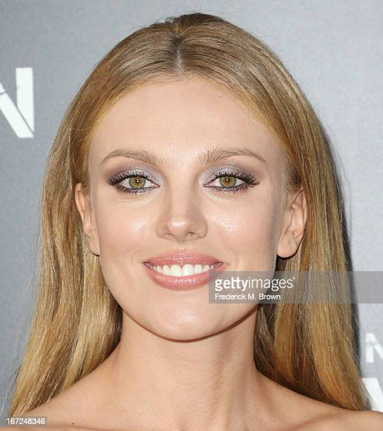 Actress Bar Paly attends the premiere of Paramount Pictures' 'Pain Gain' at the TCL Chinese Theatre on April 22 2013 in Hollywood California