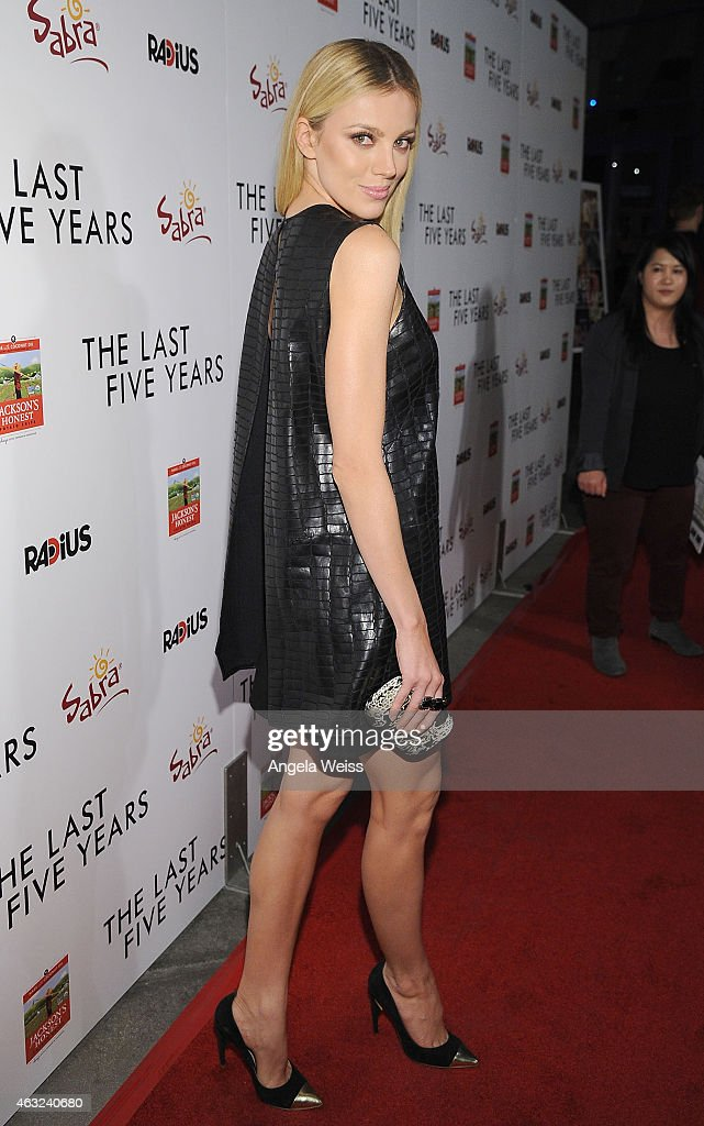 "Premiere Of RADiUS' ""The Last Five Years"" - Red Carpet"