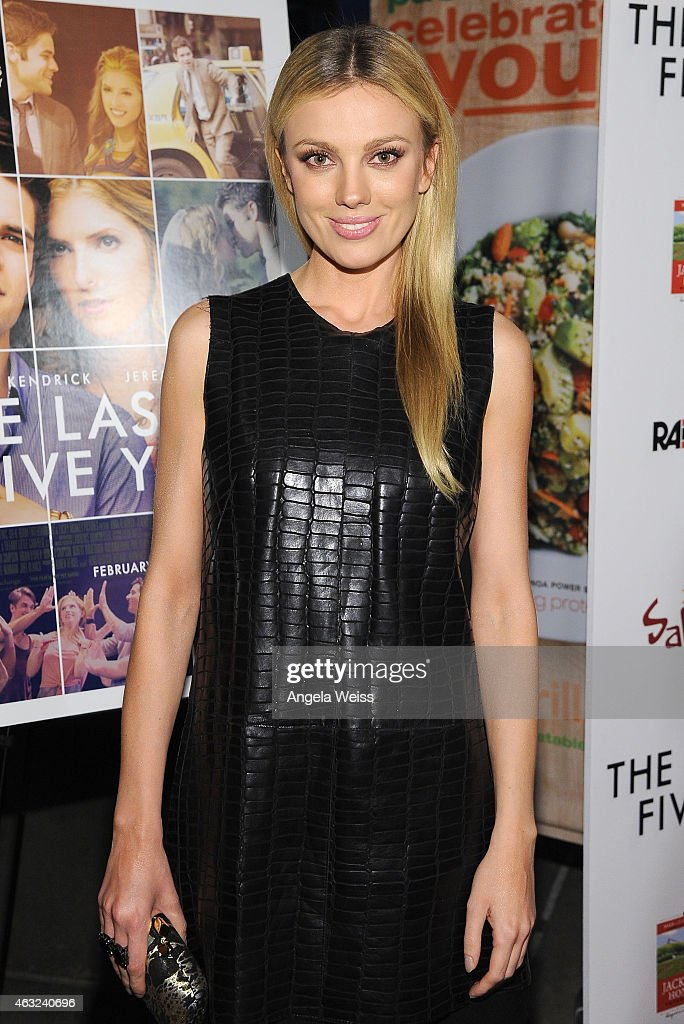Premiere Of RADiUS' 'The Last Five Years' - Red Carpet : News Photo