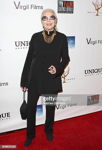 Actress Barbara Bain attends the premiere of Roar Productions' Silver Skies at Westwood Crest Theatre on September 19 2016 in Westwood California