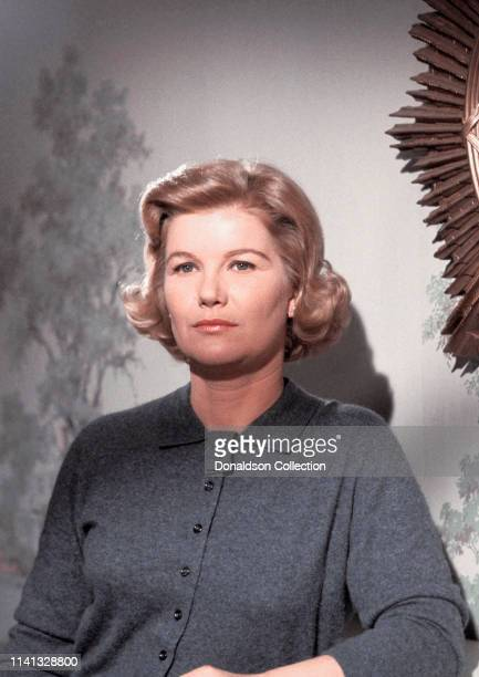 Actress Barbara Bel Geddes poses for a portrait in December 1960 in Los Angeles, California.