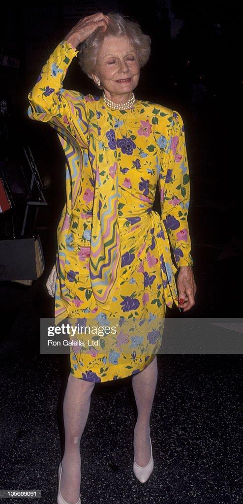 Barbara Billingsley Dress