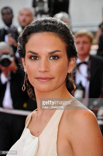 Actress Barbara Cabrita attends the premiere of Synecdoche New York during the 61st Cannes Film Festival
