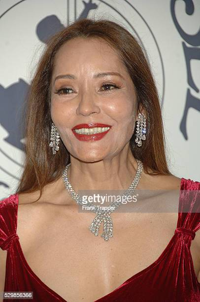 Actress Barbara Carrera arrives at The 17th Carousel of Hope Ball to benefit The Barbara Davis Center For Childhood Diabetes held at the Beverly...