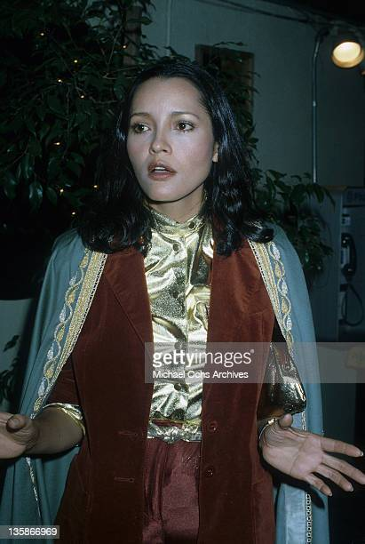 Actress Barbara Carrera ca1987