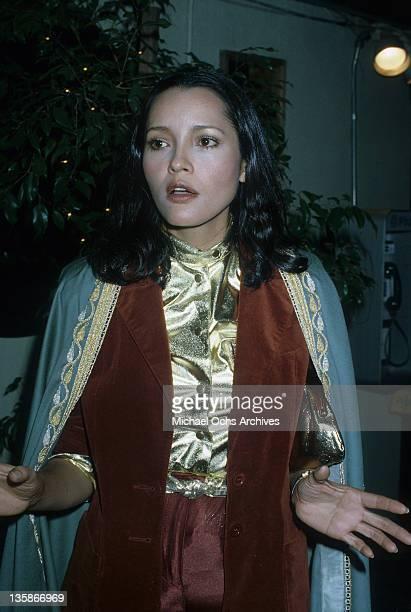 Actress Barbara Carrera, ca.1987.