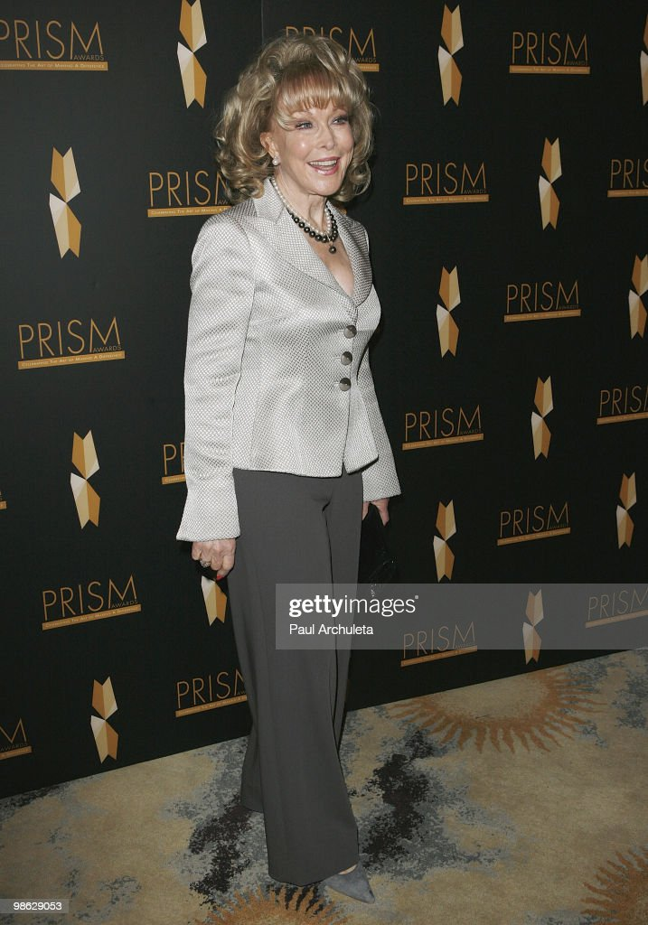 Actress Barbara Eden arrives at the 2010 PRISM Awards at Beverly Hills Hotel on April 22, 2010 in Beverly Hills, California.