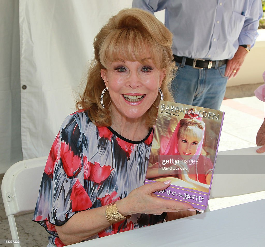 Actress Barbara Eden attends the 16th Annual Los Angeles Times Festival of Books - Day 2 at USC on May 1, 2011 in Los Angeles, California.