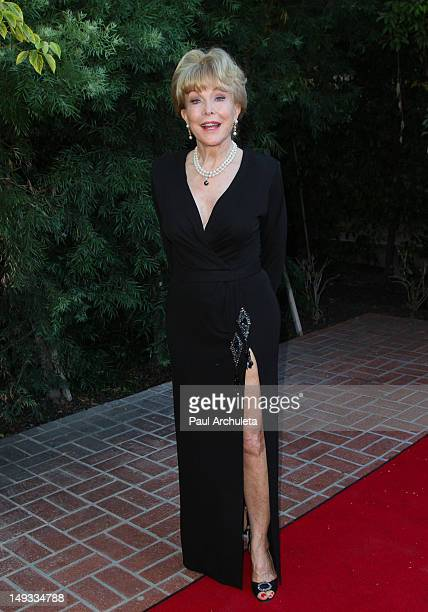 Actress Barbara Eden attends the 2012 Saturn Awards at The Castaway Event Center on July 26 2012 in Burbank California
