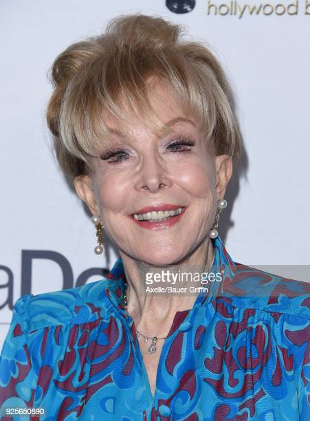 Actress Barbara Eden attends the 4th Hollywood Beauty Awards at Avalon Hollywood on February 25 2018 in Los Angeles California