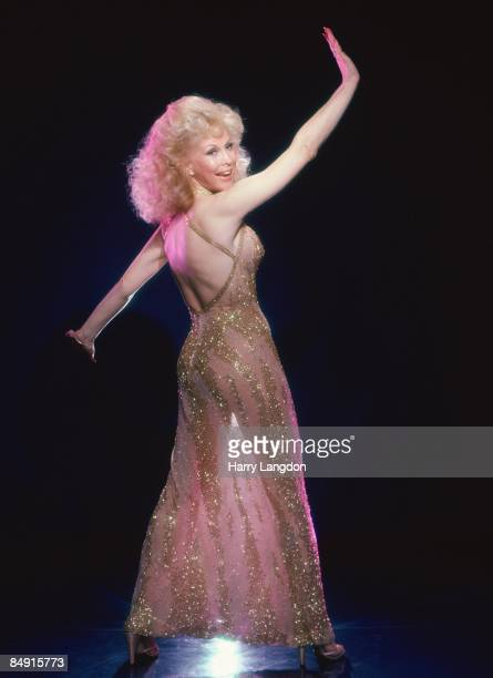 Actress Barbara Eden poses for a portrait circa 1990 in Los Angeles California