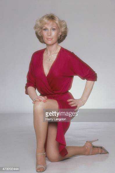 Actress Barbara Eden Poses For A Portrait In 1980 In Los -1034