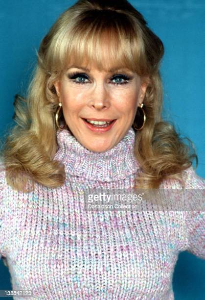 Actress Barbara Eden who is best known for her role in the sitcom I Dream Of Jeannie poses for a portrait in circa 1980 in Los Angeles California