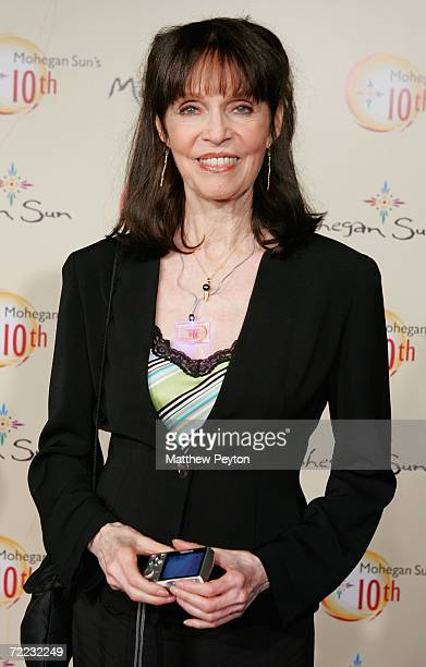 Actress Barbara Feldon at the Afterglow party during the Mohegan Sun 10th Anniversary celebration in the Cabaret Theatre at Mohegan Sun October 20...