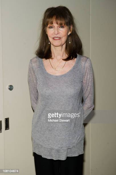 Actress Barbara Feldon attends the 16th Annual AT Children's Project Benefit at Lincoln Center on January 17 2011 in New York City