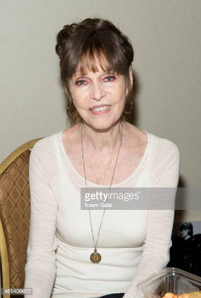 Actress Barbara Feldon attends the 2014 Dean Martin Expo Nostalgic Comedy Comic Convention at Holiday Inn on June 28 2014 in New York City