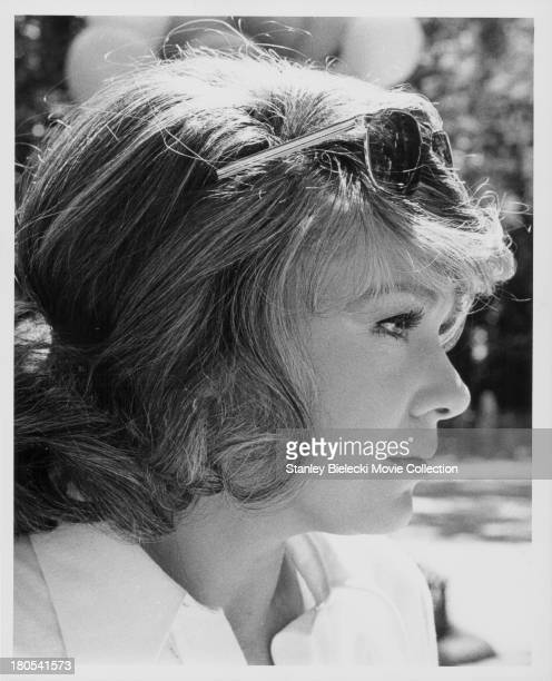Actress Barbara Harris in a scene from the movie 'The War Between Men And Women' 1972