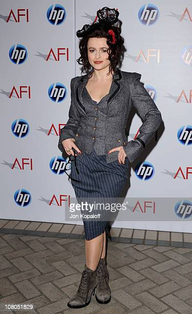 Actress Barbara Hershey arrives at the 2011 AFI Awards at The Four Seasons Hotel on January 14, 2011 in Beverly Hills, California.