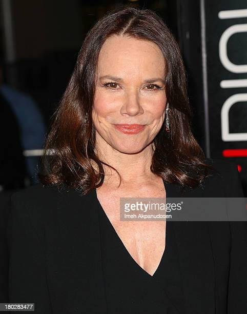 Actress Barbara Hershey attends the premiere of FilmDistrict's 'Insidious Chapter 2' on September 10 2013 in Universal City California