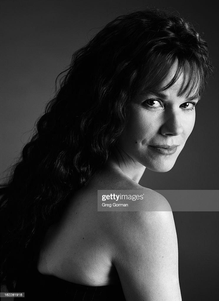 Barbara Hershey, Publicity Shoot, 1996 : News Photo