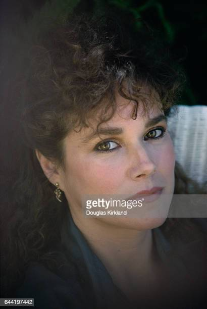 Actress Barbara Hershey