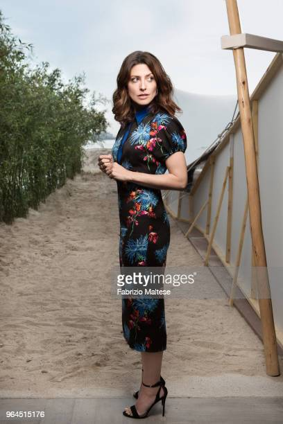 Actress Barbara Lennie is photographed for The Hollywood Reporter, on May, 2018 in Cannes, France. . .