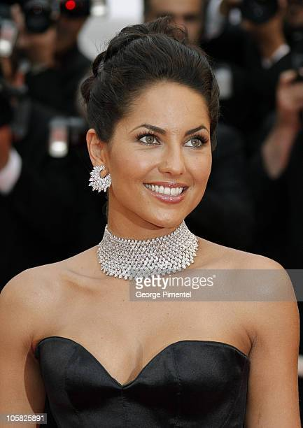 Actress Barbara Mori attends the 'Bright Star' Premiere at the Grand Theatre Lumiere during the 62nd Annual Cannes Film Festival on May 15 2009 in...
