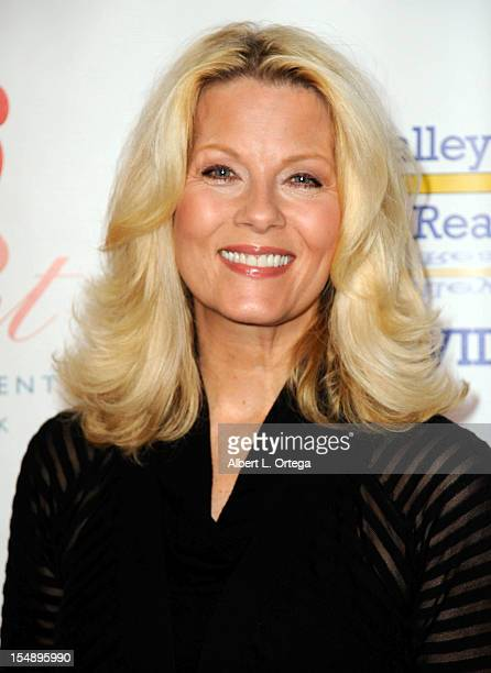 Actress Barbara Niven arrives for Angels In Fur Dog Rescue Raise The Woof Halloween Party Hosted By Debra Wilson held at Smooth Sound Multimedia...