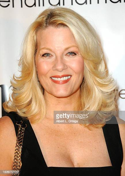 Actress Barbara Niven arrives for the LA Femme International Film Festival opening night Gala held at The Renberg Theatre on October 11 2012 in Los...