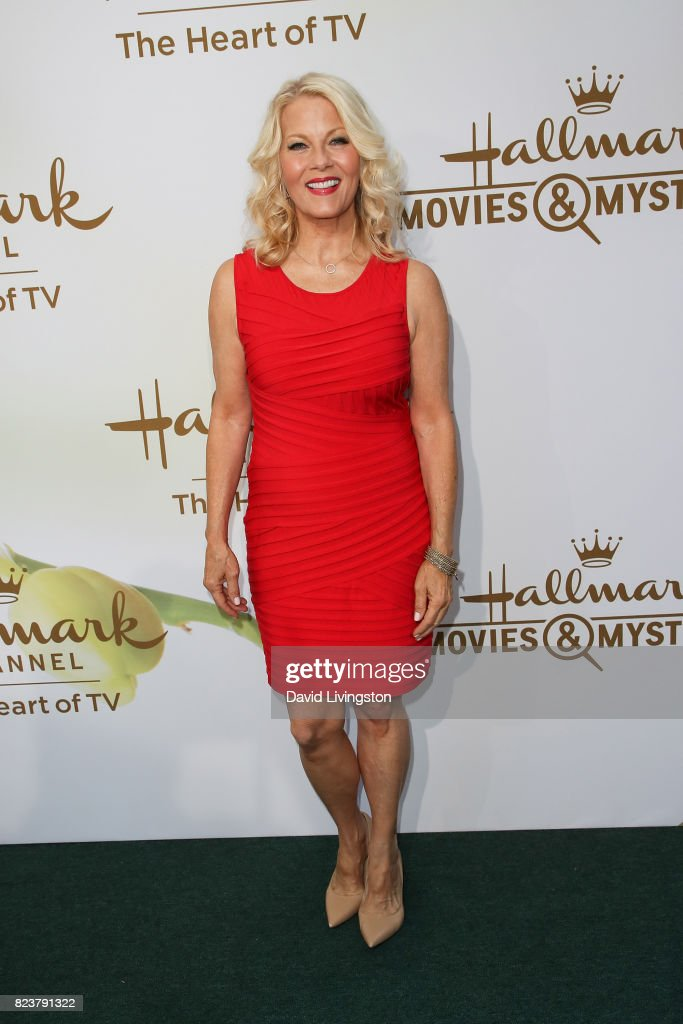 Actress Barbara Niven attends the Hallmark Channel and Hallmark Movies and Mysteries 2017 Summer TCA Tour on July 27, 2017 in Beverly Hills, California.