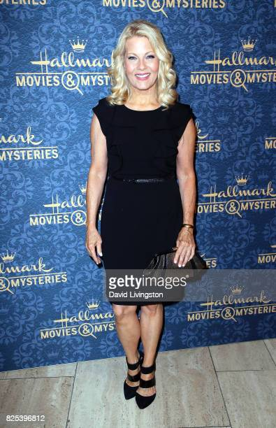 Actress Barbara Niven attends the premiere of Hallmark Movies Mysteries' Garage Sale Mystery at The Paley Center for Media on August 1 2017 in...